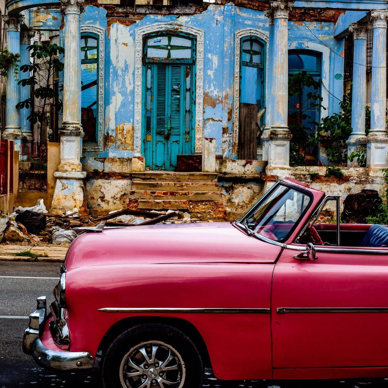 Küba'ya Seyahat